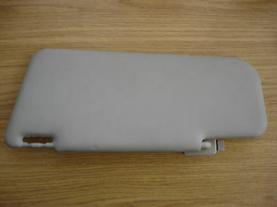 Fiat Panda Drivers Side / Right Hand Side / Sun Visor With Clip 2003 To 2011