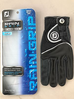 FootJoy RAIN GRIP Golf glove Ladies Left Hand Medium-Large