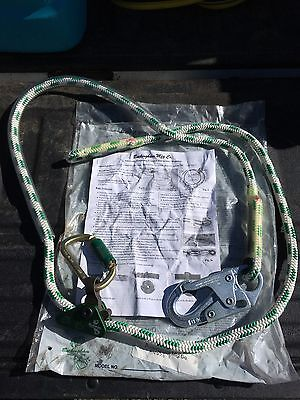 New Buckingham Bucksqueeze Buck-A-juster Secondary Rope Lanyard Safety