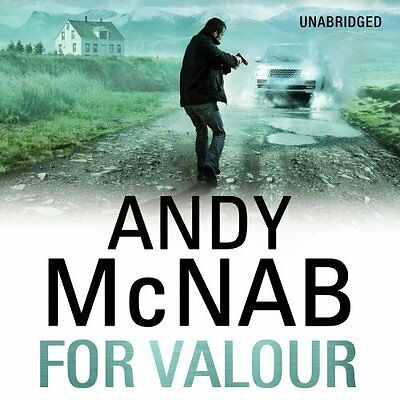 For Valour by Andy McNab New CD-Audio Book