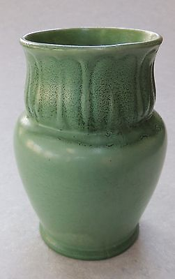 Vintage Rumrill Red Wing Arts and Crafts Pottery Vase #319