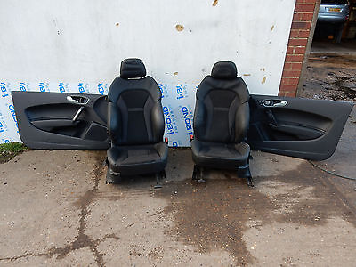 Audi A1 S Line Front Seats And Door Cards