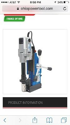 hougen magnetic drill 904