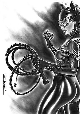 Catwoman by Edson - Ed Benes Studio