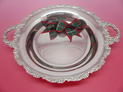 Silver Dish, Sterling, Antique, Dominick & Haff 1894, Floral Decorated