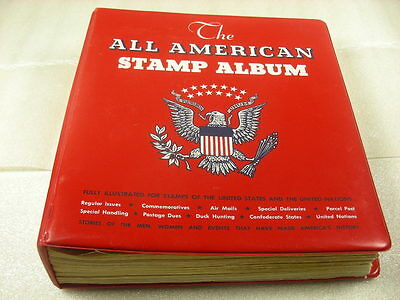 US, incl #1(damaged), BOB,  100's of Stamps hinged/mounted in Minkus album