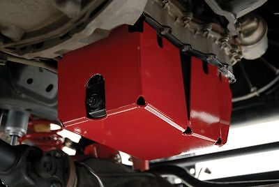 Rancho® RS6208  RockGEAR™ Oil Pan Protection  for 07-11 Jeep® Wrangler & Wrangle