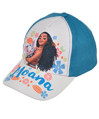 "Disney Moana ""Moana & Pua"" Baseball Cap (Youth One Size)"