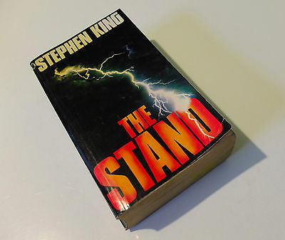 The Stand, Stephen King, Paperback Book