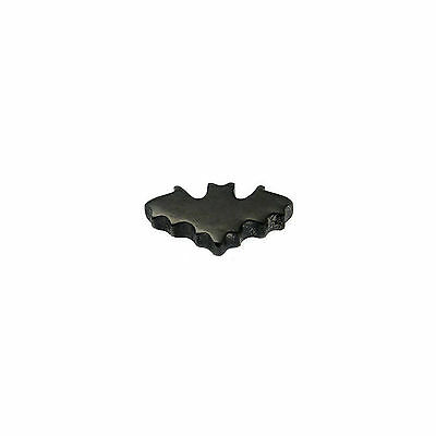 PVD BLACK SURGICAL STEEL Bat Dermal Anchor Attachment - FREE UK Delivery!