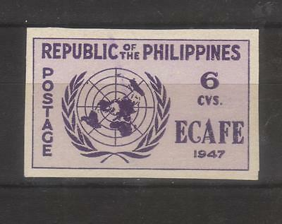 9398- Philippines – Scott 517a – ** MNH – not perforated