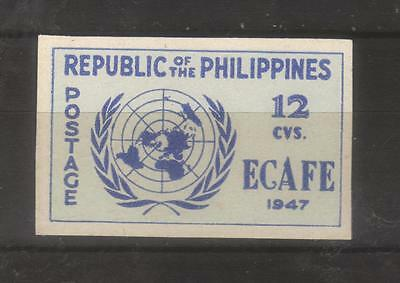9399- Philippines – Scott 518a – ** MNH – not perforated
