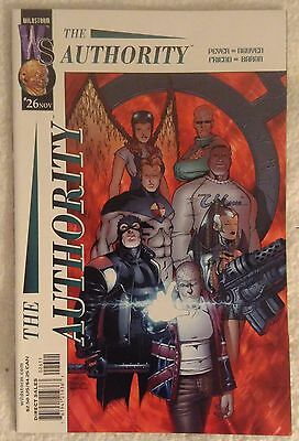 THE AUTHORITY (1999/Vol 1) #26 by Tom Peyer & Dustin Nguyen: WILDSTORM/DC COMICS