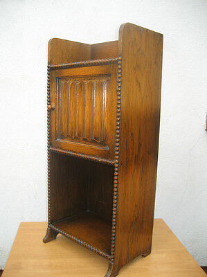 Antique Edwardian Pipe Smokers Pipe Cabinet/chest