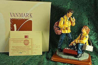 VanMark Medics of Valor 1st Edition Ready for Anything EMT Collectible Figurine