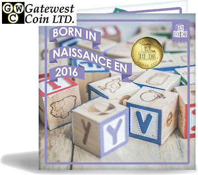 2016 Baby Gift Set of Coins (17553)
