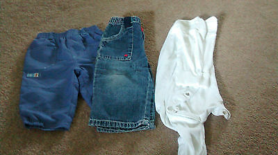 Small Bundle -  Baby Boys Clothes - 3-6 Months