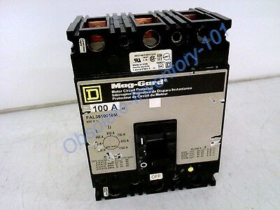 Schneider Electric  Square D Molded Case Circuit Breaker 600V 100 Fal-3610018M