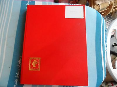 over 1000 GB stamps in large stock book