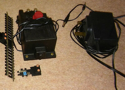 Hornby Power Controller Unit  00 Gauge  Unit And Extras,,,