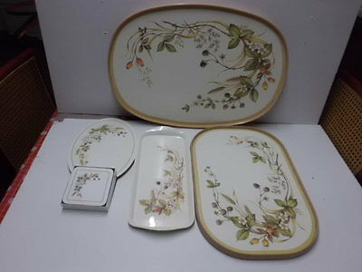 Marks and Spencer Harvest Trays and Coasters