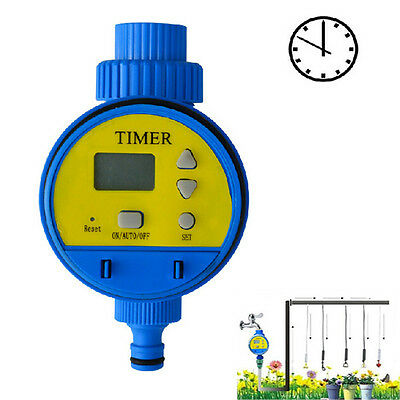 BG213 LCD Smart Cycle Automatic Water Timer Electronic Irrigation Controller