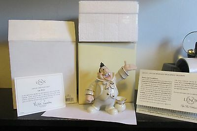 Lenox Disney Collection Beauty And The Beast Le Fou COA Both Boxes Hard To Find