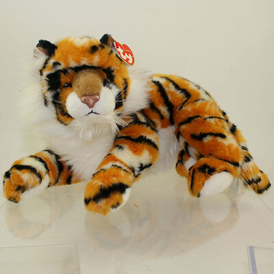 TY Classic Plush - PINSTRIPES the Tiger *NM*