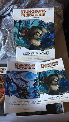 Dungeon And Dragons Monster Vault
