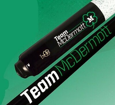 Team McDermott Limited Run Pool Cue with G-Core Shaft and FREE Shipping