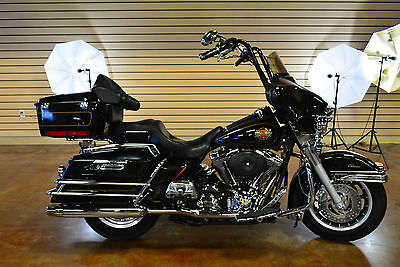 2002 Harley-Davidson Touring  2002 Harley Davidson Electra Glide Classic FLHTC Clean Title New Dealer Trade In
