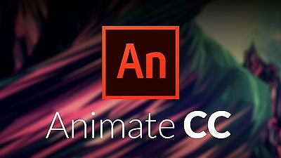 Adobe Animate 2017 CC MAC