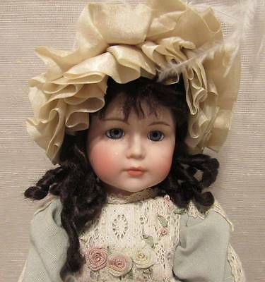 """Beautiful French At Artist Reproduction Doll 12"""""""