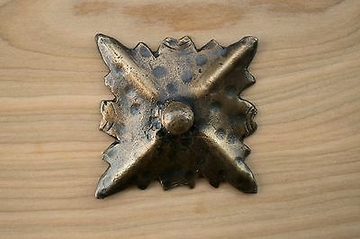 "2.5"" Clavos (Decorative Nails) Silicon Bronze Handmade Copper Canyon Foundry"
