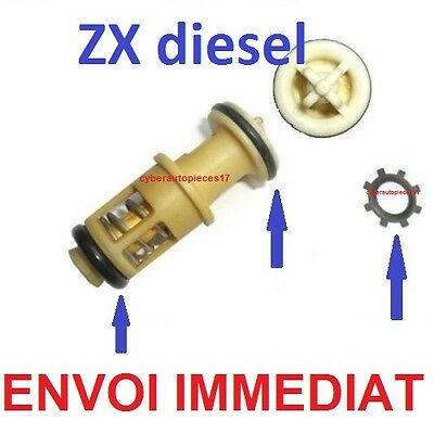 Kit Joints + Clips + Notice Reparation Panne Support Filtre Go Citroën Zx Diesel