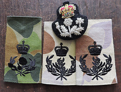 Australian Army Badges Governor General