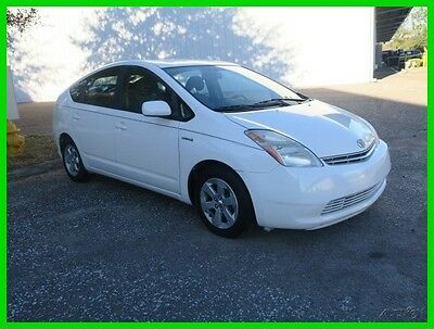 2007 Toyota Prius HYBRID FRESH BATTERY SMART KEY $99 NO RESERVE 2007 TOYOTA PRIUS HYBRID AT FRESH BATTERY BACKUP CAM SMART KEY CD  LAST BID WINS