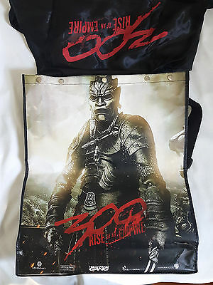 300 Rise of an Empire Movie SDCC Comic Con 2013 Large Promo Swag Bag Backpack