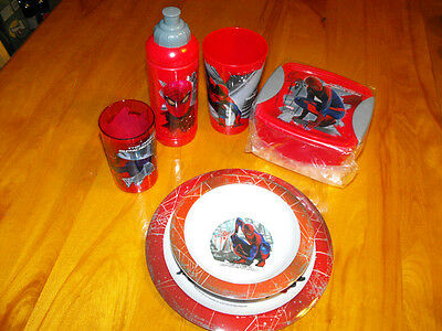 Spider-Man - Disney Gift Kit - Ready to Give or for Collector (New)