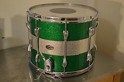 Vintage Slingerland Snare Drum Marching 15 Exellent condition