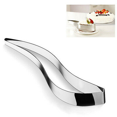 1Pc Cake Cutters Stainless Steel Bread Slicer Server Cake Pie Kitchen Tool