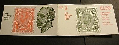 GB £1.30p Postal History No.2. Very Scarce Righ Hand Selvedge
