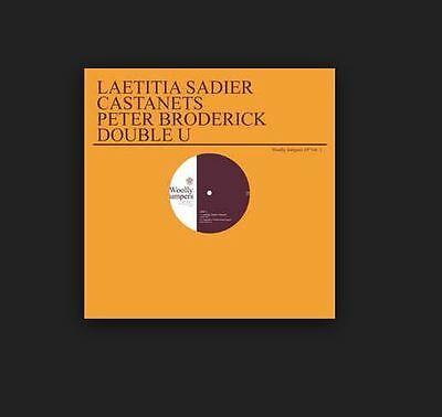 "Woolly Jumpers Vol 1 10"" Laetitia Sadier Stereolab / Castanets Peter Broderick"