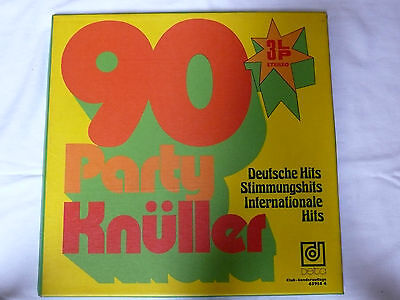 90 Party Knüller
