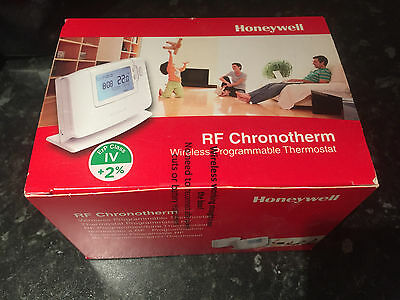 Honeywell Cm927 Wireless Programmable Thermostat Rf Chronotherm Cmt927A1049