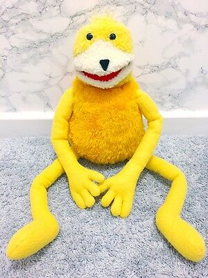 "Flat Eric 24"" Large Soft Toy From Levi's Advert Mr Oizo Flat Beat"