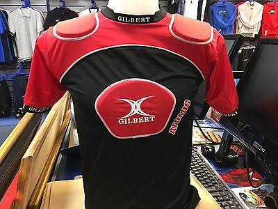 Gilbert Rugby Atomic V2 Body Armour - Small