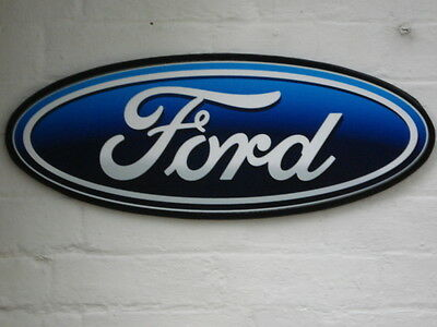 FORD 2ft garage sign