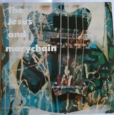 The jesus and Mary chain rare 7inch vinyl single Upside Down