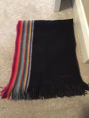 paul smith mens scarf